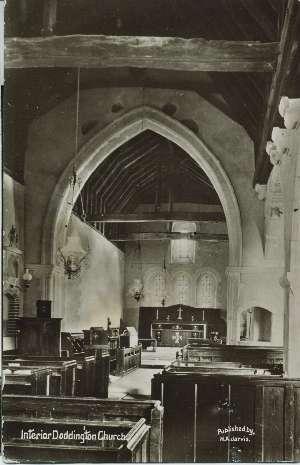 Doddington Church